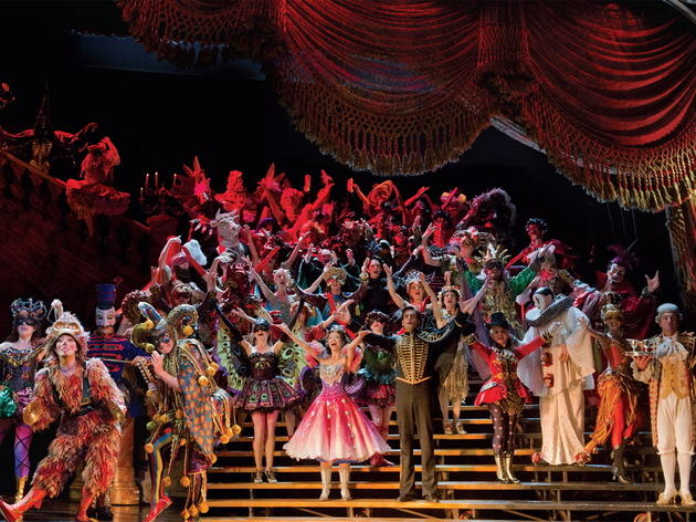 The Phantom of the Opera at West End