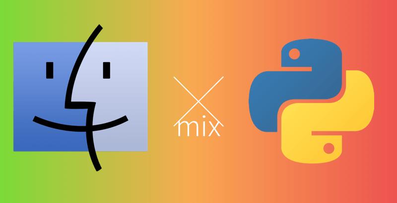 OS X Python