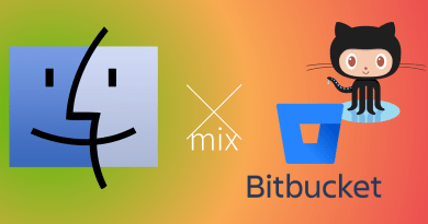 MAC connect to Github and Bitbucket through git