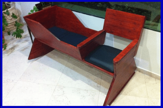 rocking chair cradle duncan phyfe dining chairs for sale relax while you lull your baby to sleep in this diy with a crib brilliant