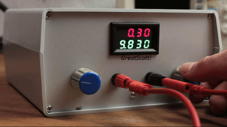 How To Build Dual Rail Variable Dc Power Supply