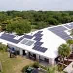 Children First solar energy system