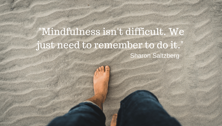 7 top mindfulness quotes