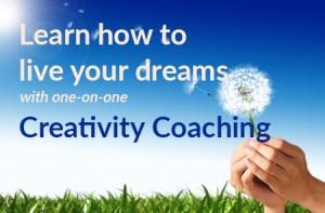 Creativity Coaching/ Creative Life Coaching