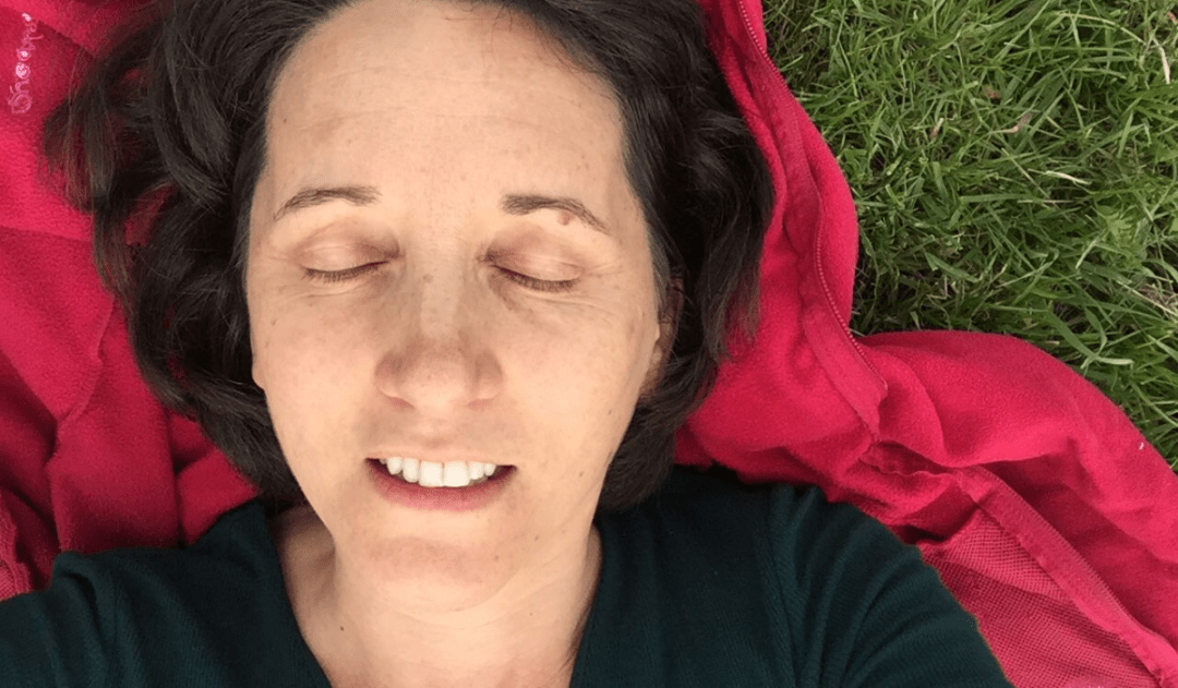 I was feeling heavy in my heart and mind… (How to recharge and recenter in these times)