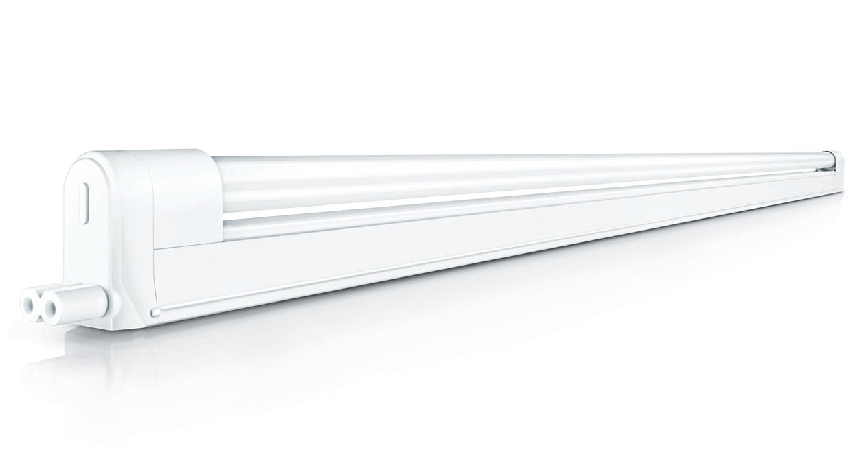 Philips T5 4' Essential Linear fluorescent Batten, Warm