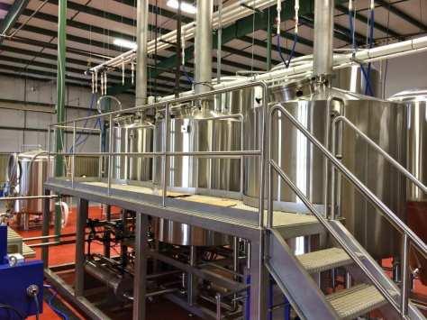 GVBC brewhouse
