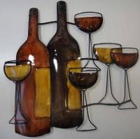 Wine Bottle Wall Art   www.imgkid.com - The Image Kid Has It!