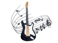 Music Metal Wall Art | Metal Wall Art | Contemporary Art ...