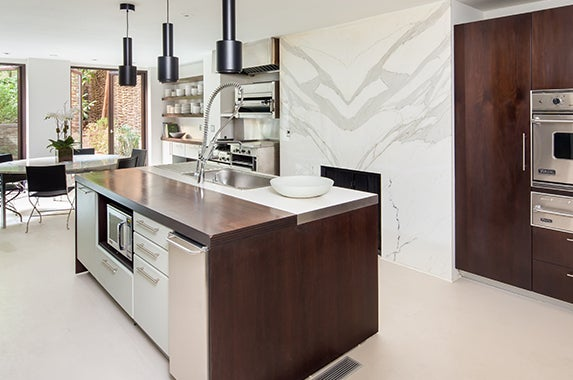 kitchen Brokers: Fredrik Eklund and John Gomes of Douglas Elliman; Photographer: Evan Joseph