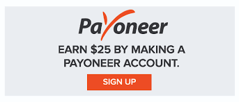 Make $25 Whenever You Refer Your Friends To Payoneer