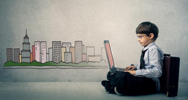 Empreendedorismo infantil, aula 1