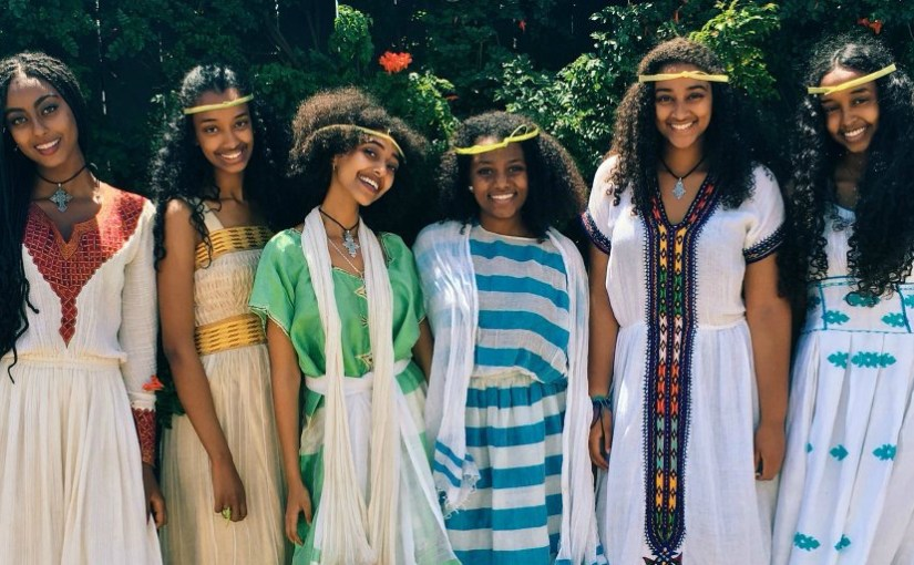 Quatro frases úteis em Amárico