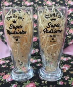Copos de Vidro Tulipa para Cerveja Personalizados Modelo Munich 300ml para Brindes e Eventos 2