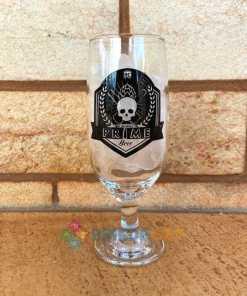 Taças de Vidro Personalizadas de Cerveja Floripa 300ml 6