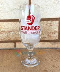 Taças de Vidro Personalizadas de Cerveja Floripa 300ml 15