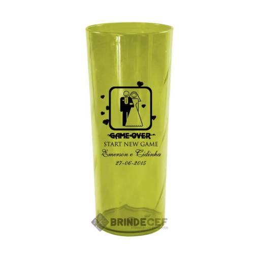 Copos Long Drink Personalizado Twister