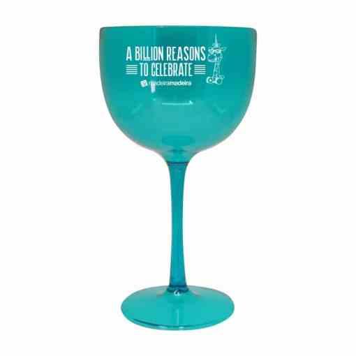 Taça de Acrílico de Gin 475ml Personalizada