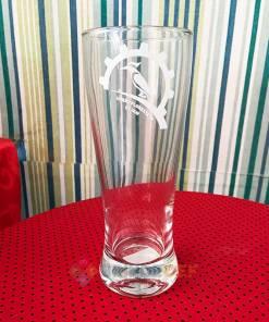 Copo de Cerveja de Vidro Lager 300ml Personalizado 3