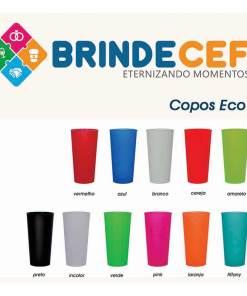 Copo de Plástico Ecológico 600ml Personalizado 1