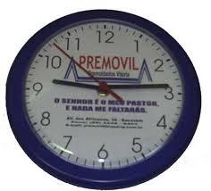 Relógios de Parede Personalizados Redondo 1