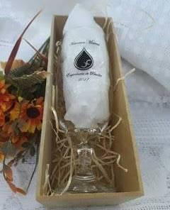Caixinha para lembrancinhas Taça Floripa em caixinha de Mdf 1