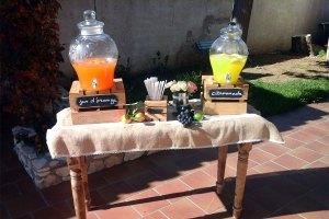 bar à jus de fruits