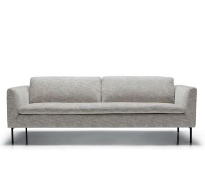 Brindle inredning soffa en dyna