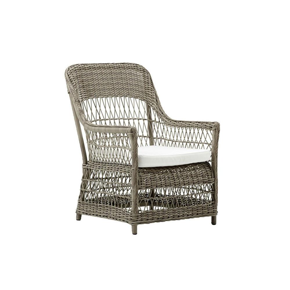 fauteuil d exterieur en resine tressee dawn