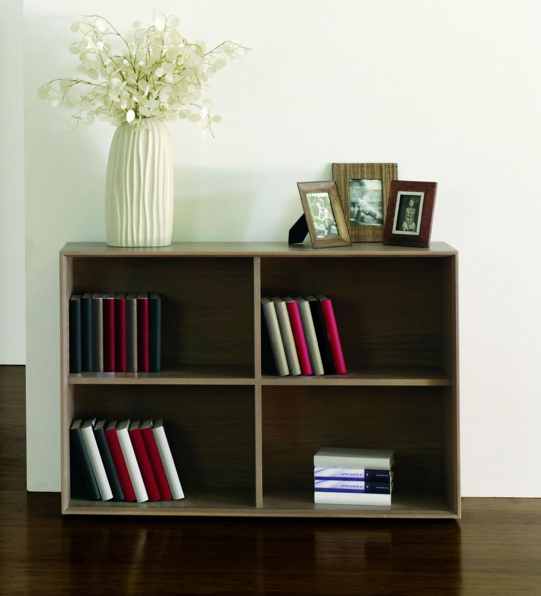 bibliotheque modulable en bois