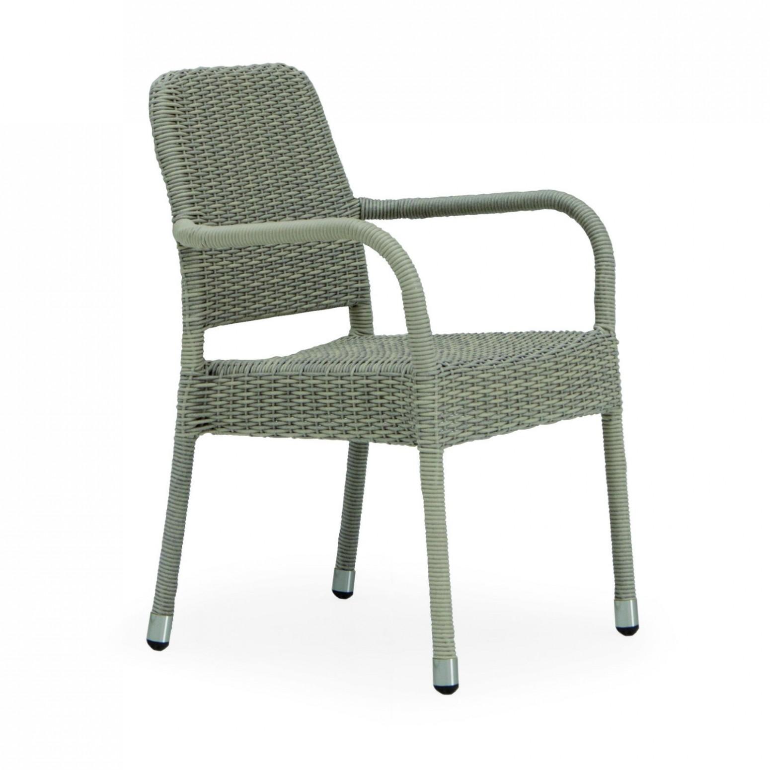 chaise pour table de jardin avec accoudoirs