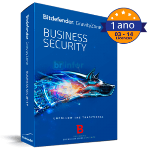 bitdefender business security 1 ano