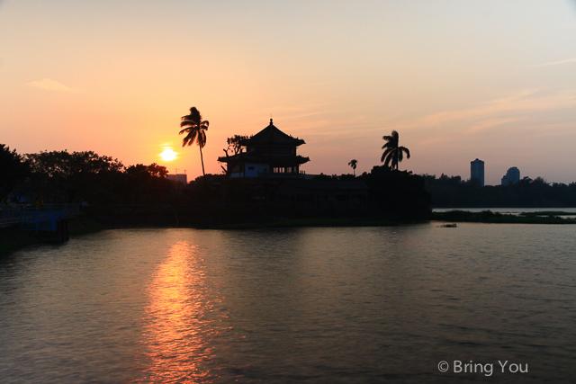 【高雄鳥松】澄清湖得月樓夕陽美景、海洋奇珍園:高雄週末好去處、攝影景點推薦 | BringYou