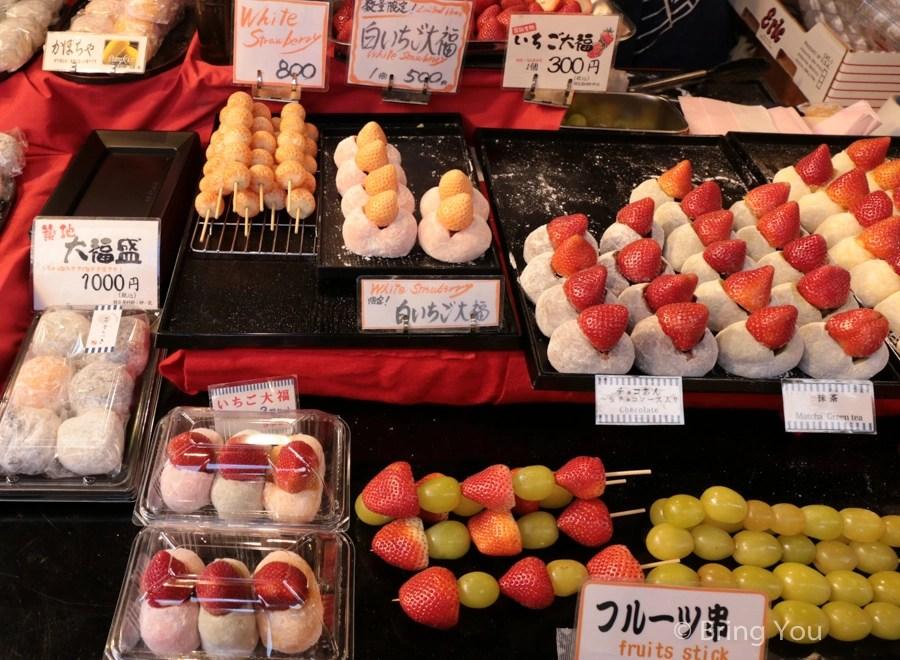 【東京築地市場】場外市場美食推薦、參拜稻荷神社、交通攻略 | BringYou