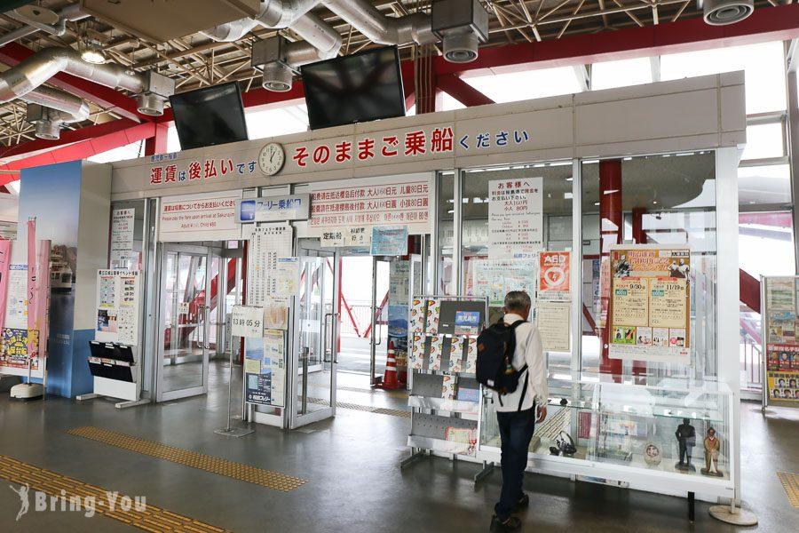【鹿兒島自由行行程】櫻島一日遊渡輪交通,旅遊景點散策 | BringYou
