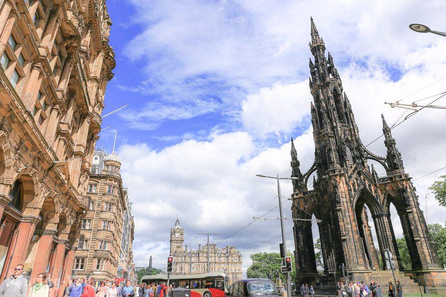 【英國蘇格蘭旅遊】愛丁堡自由行(Edinburgh):鬼城好玩行程/舊城區景點/交通/住宿攻略 | BringYou