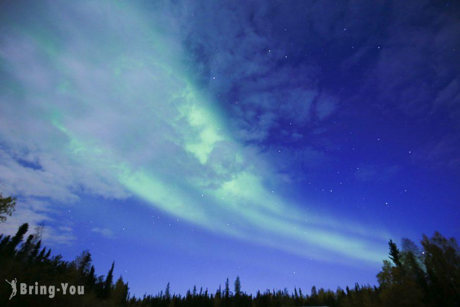 【加拿大追極光】黃刀鎮自由行:當地極光團推薦,極光季節與預測旅行攻略 | BringYou