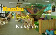 Kambu & Friends Kids Cafe at Pangyo