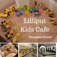 Lilliput Kids Cafe at Cheongdam