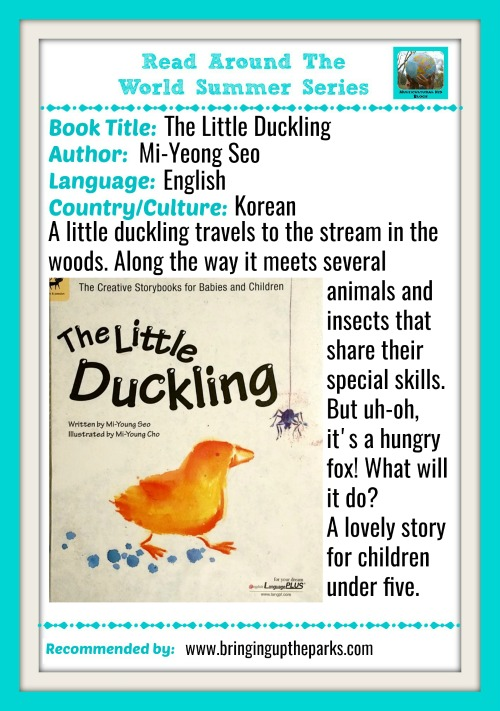 Read Around the World Series_The Little Duckling