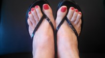 Beautiful Toes - Pornstar Vids