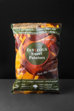 Süßkartoffelchips Fabylous Produktbild 1