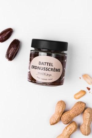Dattel Erdnusscrème Made for you Produktbild 1