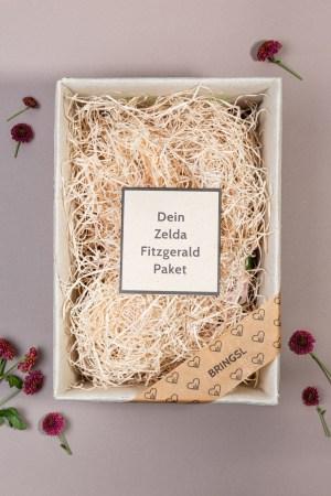 Zelda Fitzgerald Geschenkset Produktbild 1