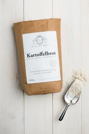 Kartoffelbrot Horbacher Mühle Produktbild 2