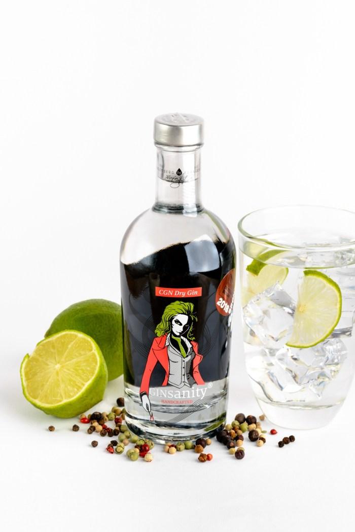 Gin - Classic Dry Gin 0,35L Produktbild 2