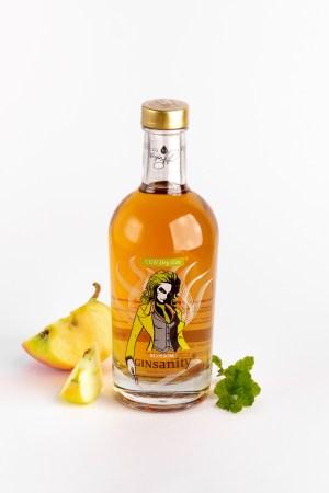 Gin Elderflower 0,35l Produktbild 1