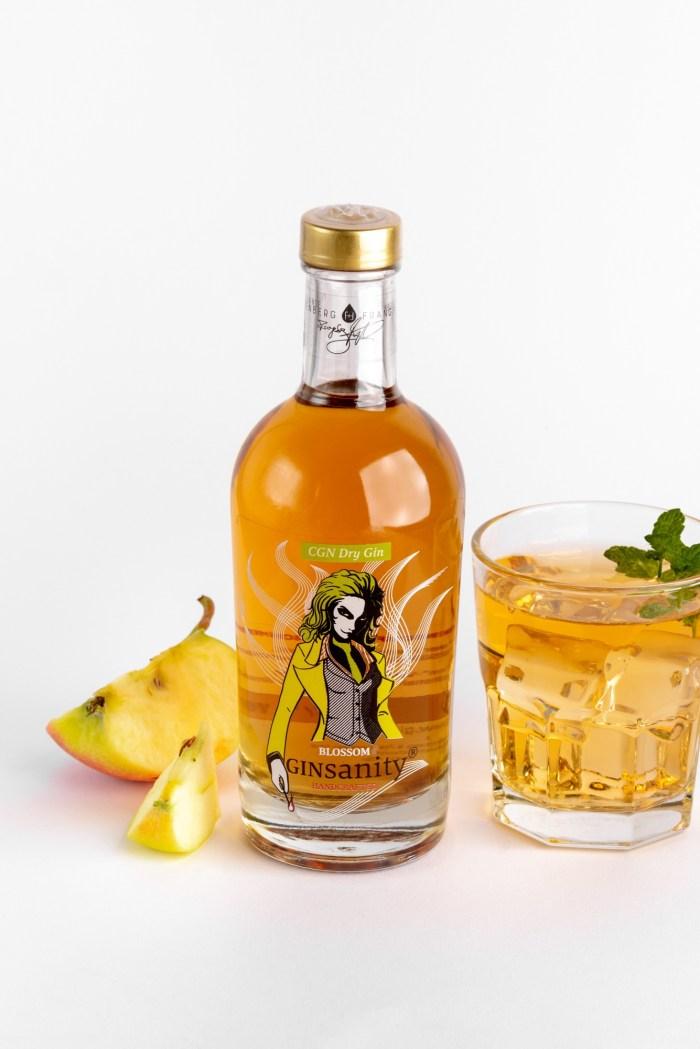 Gin Elderflower 0,35l Produktbild 2