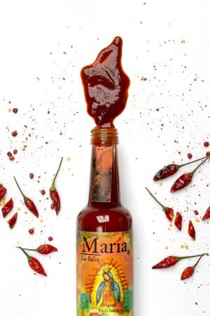 Chilisauce Scorpion Mora Produktbild 2