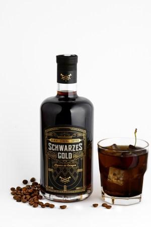 Kaffeelikör Schwarzes Gold Produktbild 2